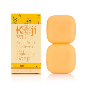 Best Face Bars - Koji White Kojic Acid & Vitamin C Skin Brightening Soap