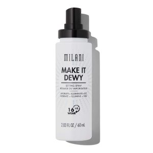 Milani Make It Dewy Setting Spray 3 in 1