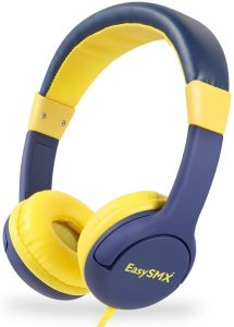 Best Girls Gifts - EasySMX Kids Headphones, Over-Ear Headsets with 85dB Volume Limited