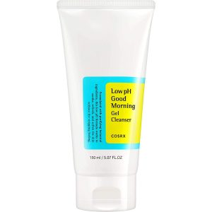Best Face Gels  - COSRX Low pH Good Morning Gel Cleanser