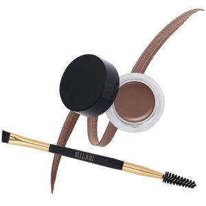 Milani Stay Put Brow Color - Dark Brown