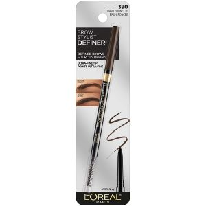 Best Eyebrow Color - L'Oreal Paris Makeup Brow Stylist Definer Waterproof Eyebrow Pencil