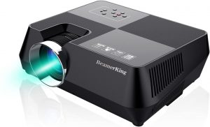 Video Projector Movie Home Theater +30% Lumens