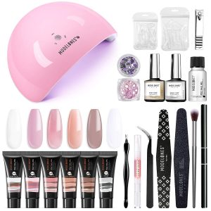 Modelones Poly Extension Gel Nail Kit