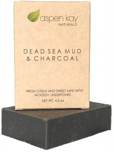 Dead Sea Mud Soap Bar Natural & Organic Ingredients