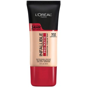 L'Oreal Paris K1828700 Infallible Pro-Matte Liquid