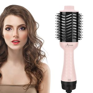 Aima Beauty One Step Hair Dryer and Styler Volumizer with Negative Ion for Reducing Frizz and Static