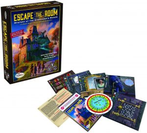 ThinkFun Escape the Room Stargazer's Manor