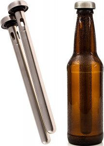 Best Mens Gifts -Beer Chillers - 2 Piece Gift Set for Men
