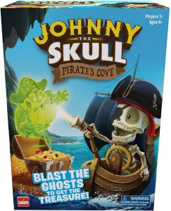 Johnny The Skull Pirate's Cove