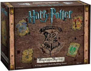 Teens Gift Ideas - Harry Potter Hogwarts Battle Cooperative Deck Building Card Game