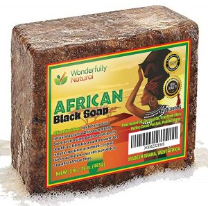 Best Face Bars - #1 Organic African Black Soap   Acne Treatment