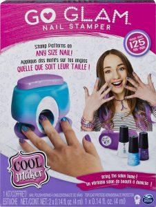 Teens Gift Ideas - Cool Maker, GO GLAM Nail Stamper